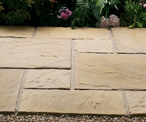 Quarrystone Paving