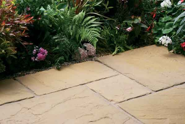 Easypave Dalepave Quarrystone Paving