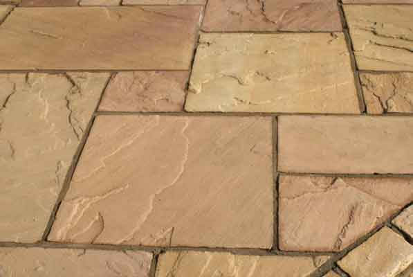 Easypave Lalitpur Yellow Paving