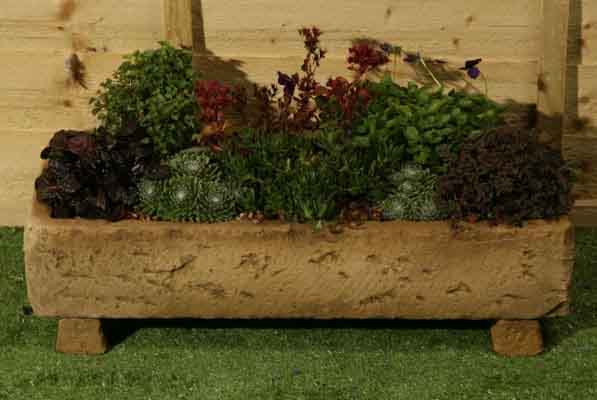 Lonstone Alpine Planters and Troughs