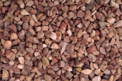 Deco-Pak Cheshire Pink Gravel - <p>