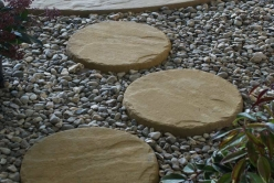 Easypave Dalepave Quarrystone Stepping Stone - <p>