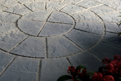 Easypave Truepave Charcoal Circle -