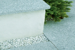 Easypave Flamed Granite Silver Grey Paving - <p>