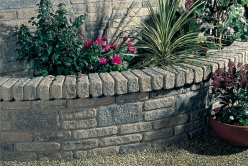 Easypave Calder Brown Walling Stone - <p>