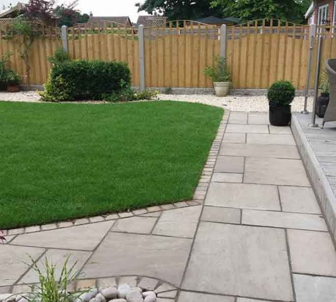 Patio Slabs At Home Depot: Easypave Kandla Grey / Patio Paving Stones / Indian
