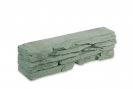 Full block 440 x 120 x 115mm (19/m2) :