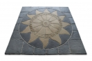 Aztec Circle and Square Patio Pack: