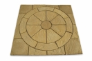 Easypave Dalepave Quarrystone Circle & Square kit (Combo deal)